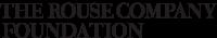 The Rouse Company Foundation Logo